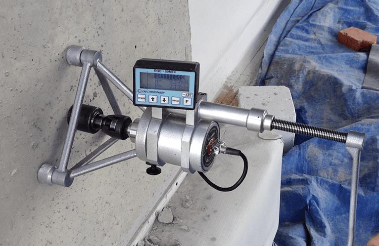 Измерение прочности бетона ручной инъекционный насос для цементного раствора
