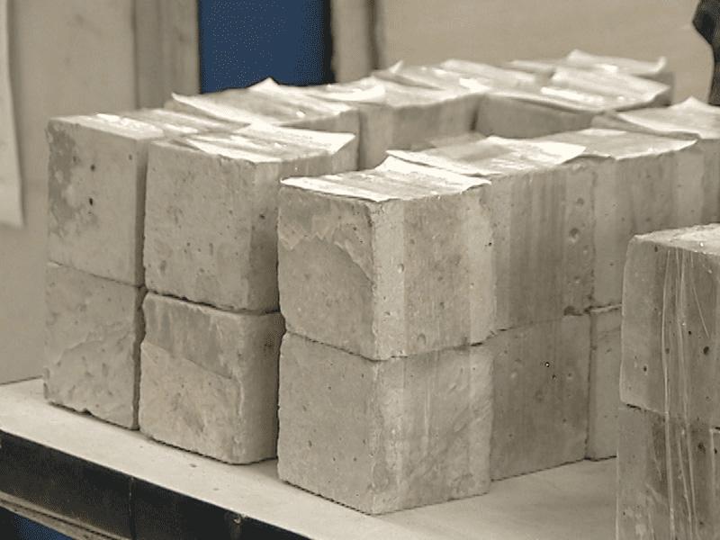Отбор проб бетонных смесей смесь сухая бетонная emaco s88