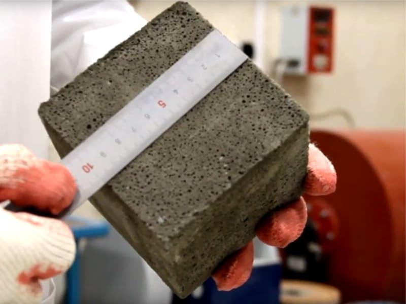 Гост определение плотности бетонной смеси цементный раствор сохнет