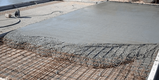 укладка бетонных смесей гост